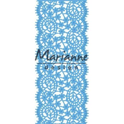 Marianne D Creatable Lace border (L) LR0507 (01-18)