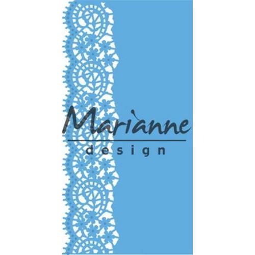Marianne D Creatable Lace border (S) LR0508 (01-18)