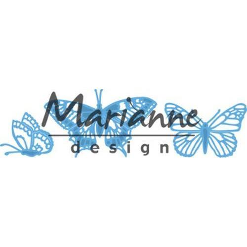Marianne D Creatable Tiny`s butterflies set LR0509 (01-18)