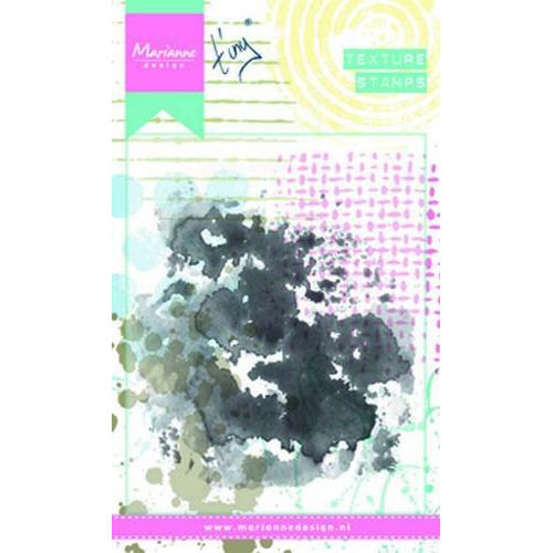 Marianne D Cling Stempel Tiny's water colour MM1615 (01-18)