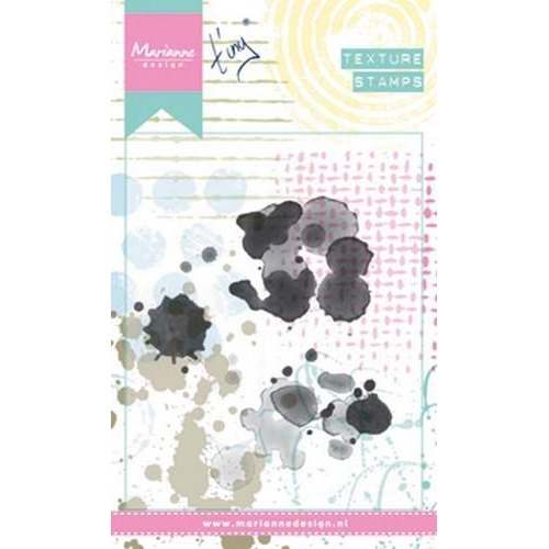 Marianne D Cling Stempel Tiny's stains MM1617 (01-18)