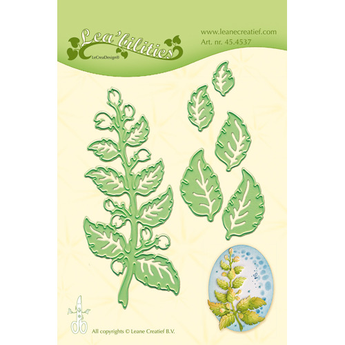 Lea'bilitie die - Twig And Leaves