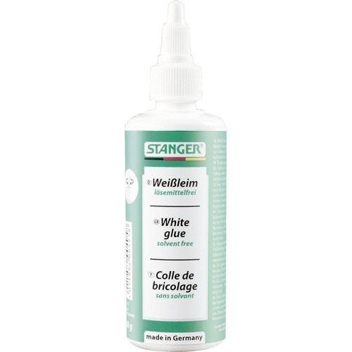 White Glue / Bastelleim, 100 g, bottle
