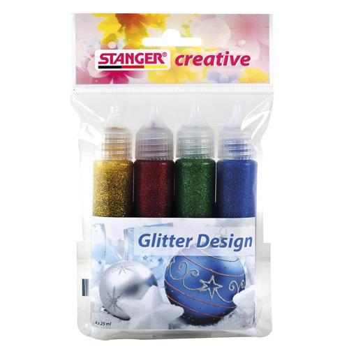 Glitter Design Set (4er)
