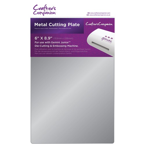Crafter`s Companion Gemini Junior Metal Cutting Plate