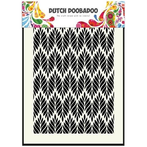 Dutch Doobadoo Dutch Mask Art bloem bladeren 470.715.123 A5 (01-18)