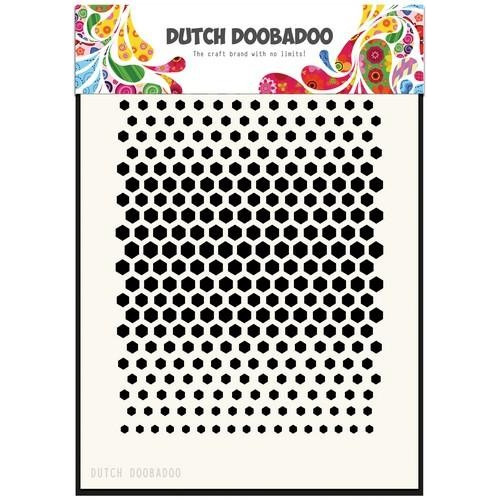 Dutch Doobadoo Dutch Mask Art honingraat 470.715.122 A5 (01-18)