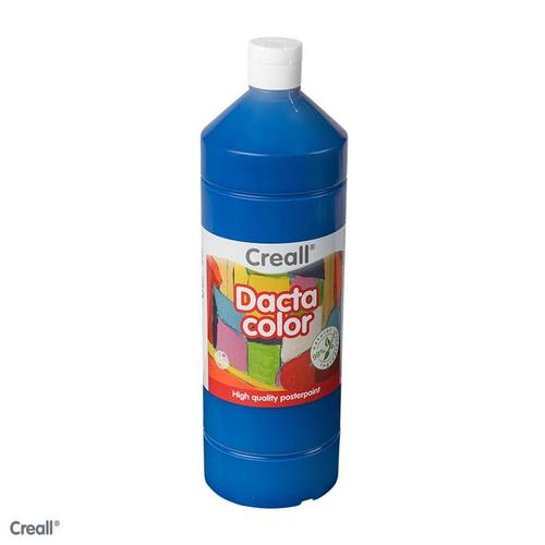 Creall Dactacolor  500 ml donkerblauw 2781 - 11