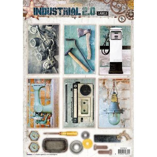 Easy 3D Stansvel A4 Industrial 2.0 nr 610 EASYIN610 (01-18)