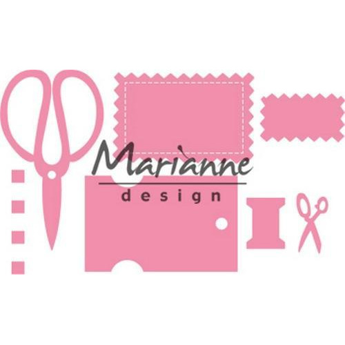 Marianne D Collectable Eline`s craft dates COL1445 (02-18)