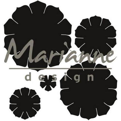 Marianne D Craftable Succulent (round) CR1430 (02-18)