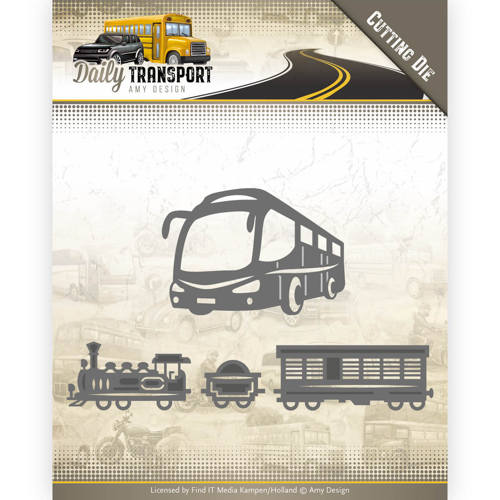 Dies - Amy Design - Daily Transport - Public Transport