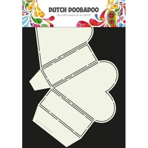 Dutch Doobadoo Dutch Box Art hart 470.713.044 A4  (02-18)