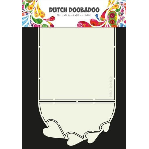 Dutch Doobadoo Dutch Card Art harten 470.713.658 A4 (02-18)