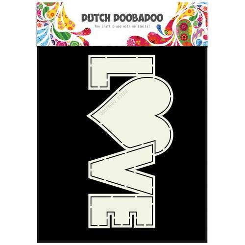 Dutch Doobadoo Dutch Card Art Love 470.713.659 A5 (02-18)