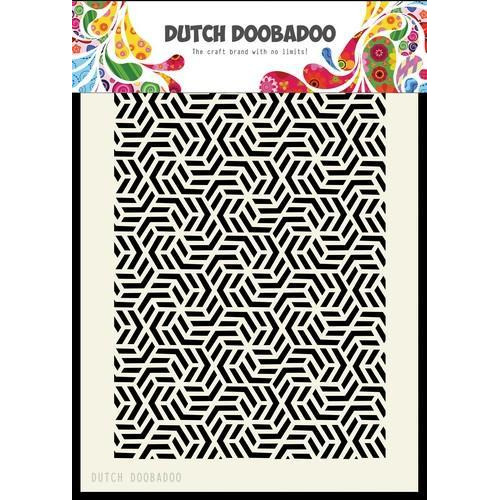 Dutch Doobadoo Dutch Mask Art  Geomatric 470.715.124 A5 (02-18)