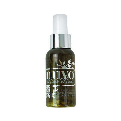 Nuvo Mica mist - antique gold 571N (02-18)