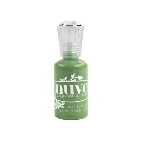 Nuvo Crystal drop - olive branch 688N (02-18)