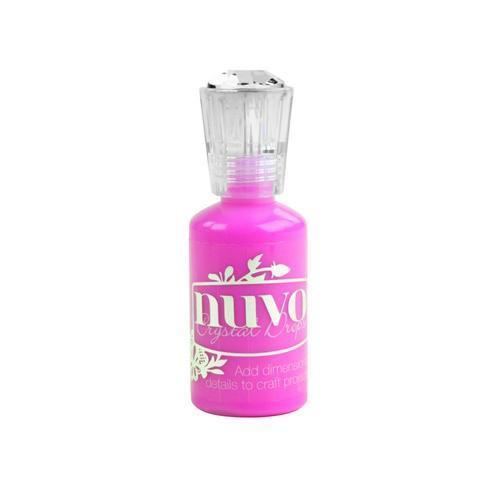 Nuvo Crystal drop - party pink 690N (02-18)