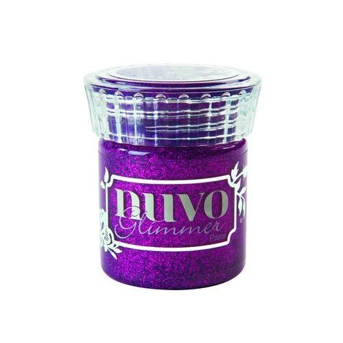 Nuvo glimmer paste- plum spinel 962N (02-18)