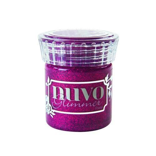 Nuvo glimmer paste - raspberry rhodolite 964N (02-18)