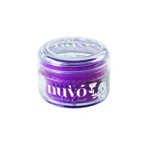 Nuvo Sparkle dust - cosmo berry 541N (02-18)