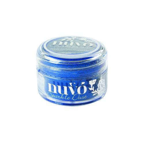 Nuvo Sparkle dust - electric blue 551N (02-18)