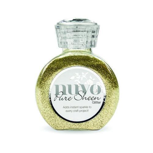 Nuvo Pure sheen glitter - champange 720N (02-18)