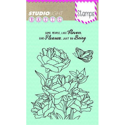 Studio Light Clearstempel A6 Basics nr 270 STAMPSL270 (02-18)