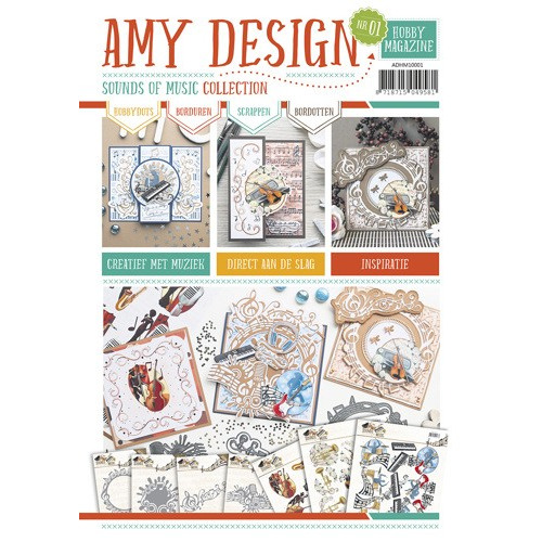 Hobby Magazine Amy Design