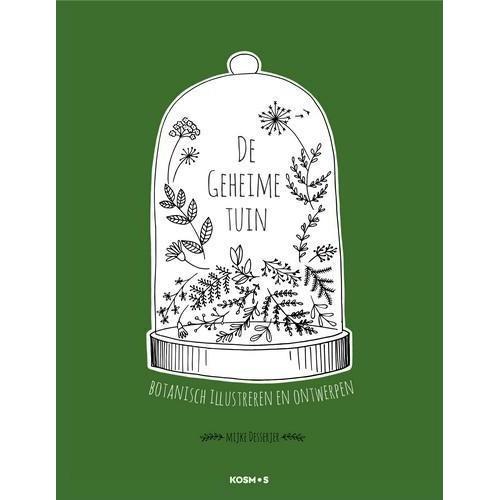 Kosmos Boek - De geheime tuin Desserjer, Mijke (05-18)