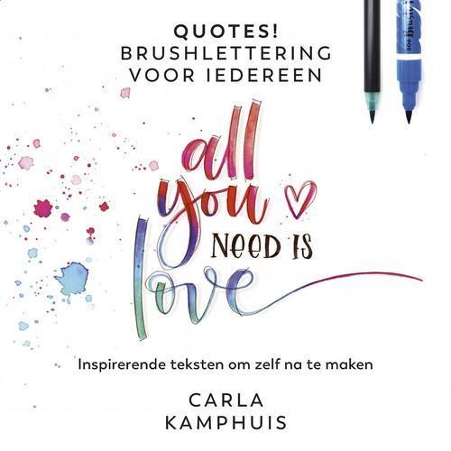 Kosmos Boek - All you need is love Kamphuis, Carla  (02-18)
