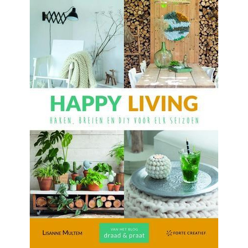 Forte Boek - Happy Living Lisanne Multem (03-18)
