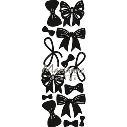 Marianne D Craftable Bows CR1434 (03-18)