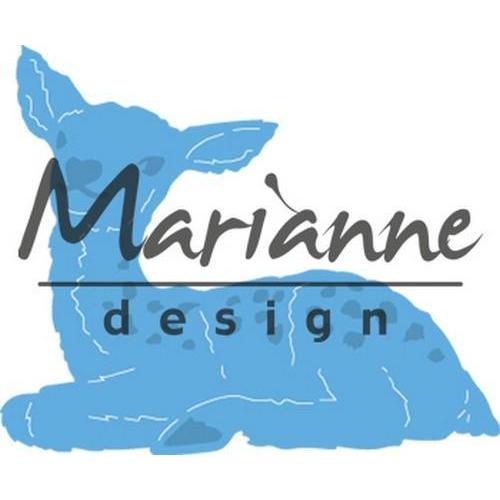 Marianne D Creatable Tiny`s baby deer LR0514 (03-18)