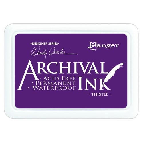 Ranger Archival Ink pad - thistle AID61281