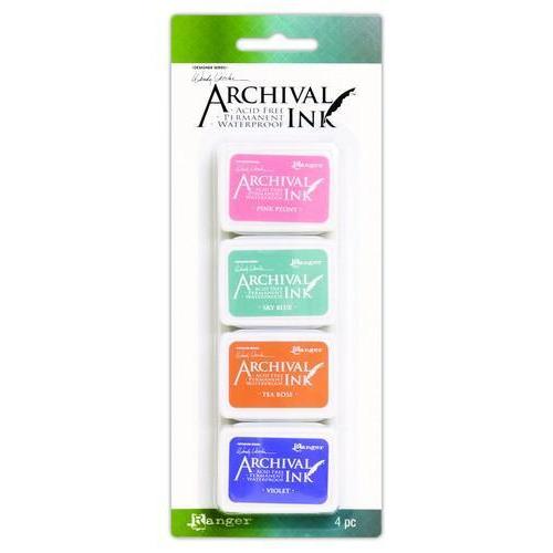 Ranger Archival Mini Ink Kit 3 AMDK58953 Wendy Vecchi
