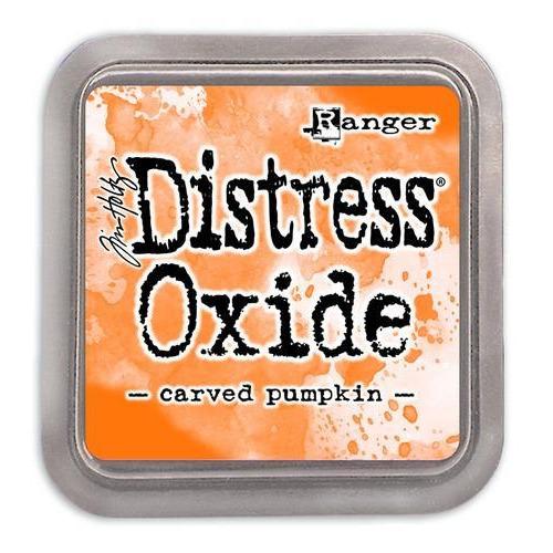 Ranger Distress Oxide - carved pumpkin TDO55877 Tim Holtz