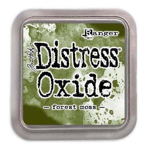 Ranger Distress Oxide - forest moss TDO55976 Tim Holtz