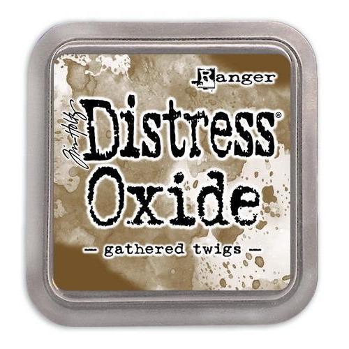 Ranger Distress Oxide - gathered twigs TDO56003 Tim Holtz