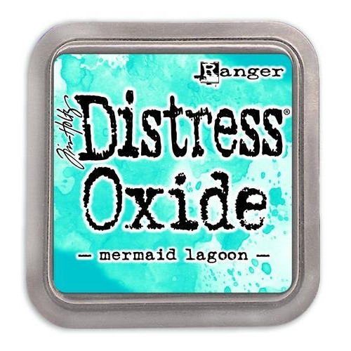 Ranger Distress Oxide - mermaid lagoon TDO56058 Tim Holtz