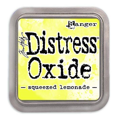 Ranger Distress Oxide - squeezed lemonade TDO56249 Tim Holtz