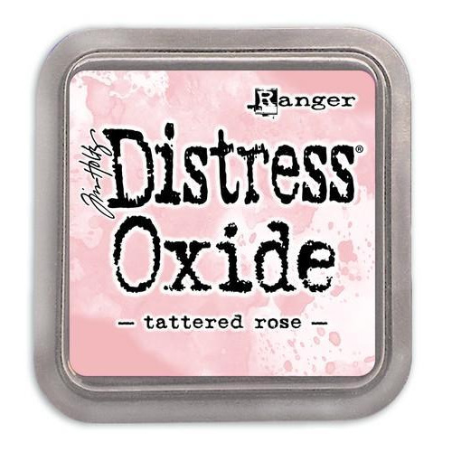 Ranger Distress Oxide - tattered rose TDO56263 Tim Holtz