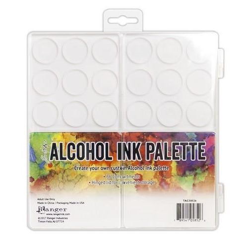 Ranger Alcohol Ink Palette TAC58526 Tim Holtz