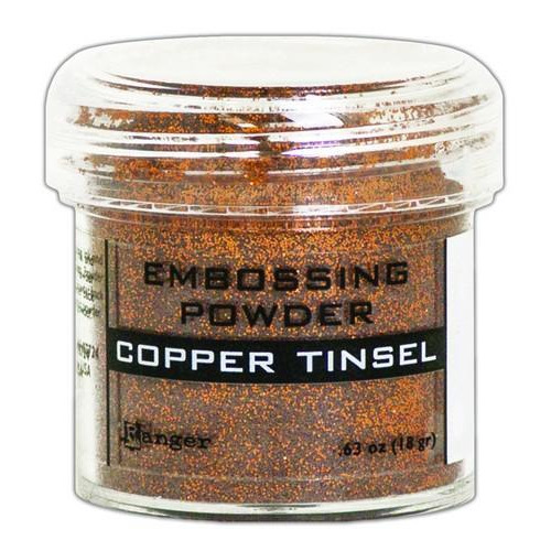 Ranger Embossing Powder 34ml -  copper tinsel EPJ60420