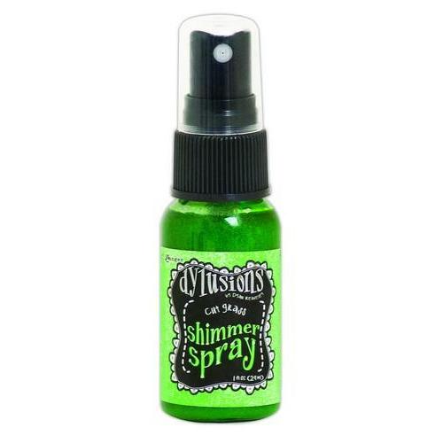 Ranger Dylusions Shimmer Spray 59 ml - cut grass DYH60802 Dyan Reaveley