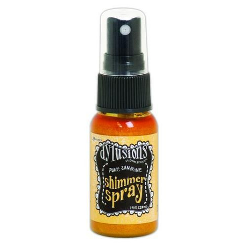 Ranger Dylusions Shimmer Spray 59 ml - pure sunshine DYH60864 Dyan Reaveley