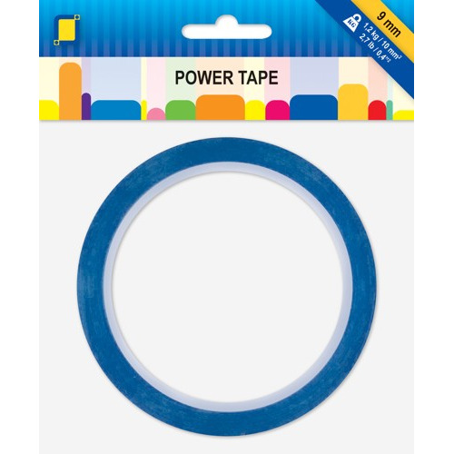 Power Tape 10m x 9 mm outer box