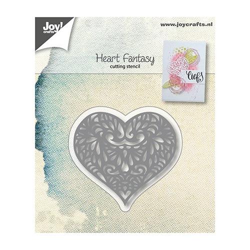 Heart Fantasy,52x57 mm