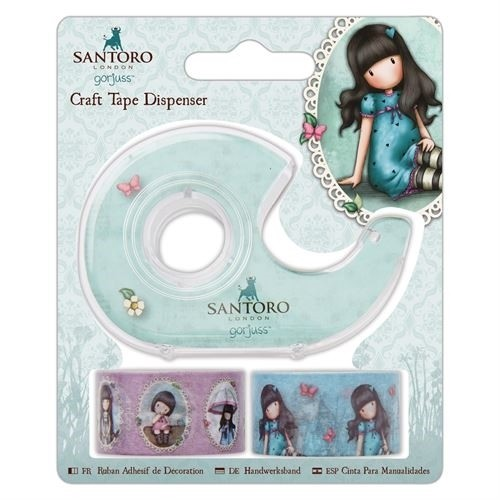 Craft Tape Dispenser - Santoro